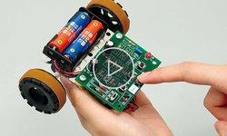 Відеоогляд кнопкового програмованого робота Artec