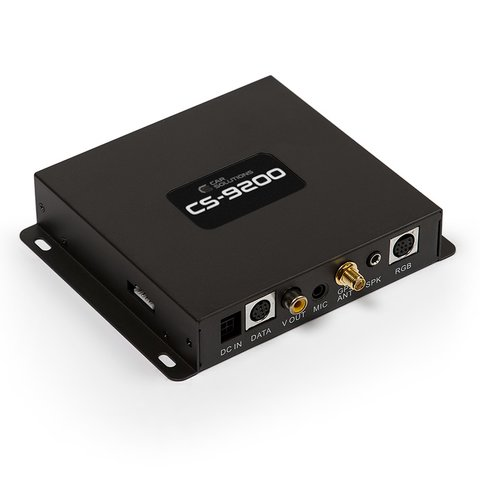 Навигационная система для Mazda CX 5 и Mazda 6 на базе CS9200RV