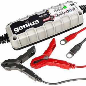 Интеллектуальное зарядное устройство G3500EU для 6 В и 12 В аккумуляторов