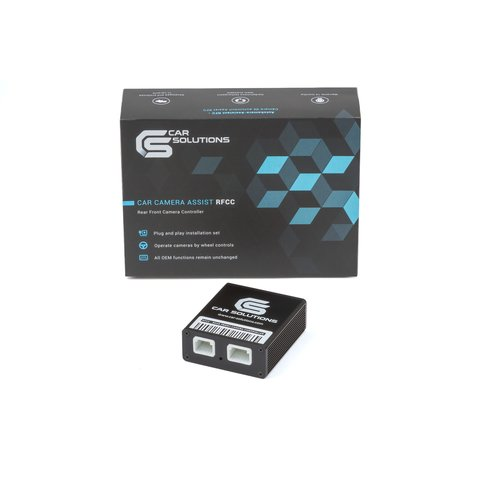 Sistema de control de cámaras RFCC RFCC TTG1 para Toyota, Scion