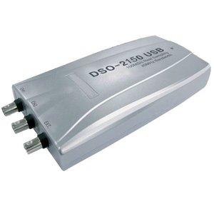 PC-based Digital Storage Oscilloscope Hantek DSO-2150