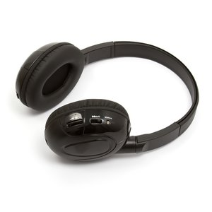Car Wireless Dual Channel IR Headphones (WL-2004)