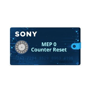 Sony Unlock / MEP 0 Counter Reset Credits (over USB Cable)