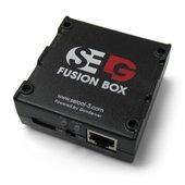 Caja SELG Fusion Box SE Tool sin tarjeta inteligente y con juego de cables (19 uds.)