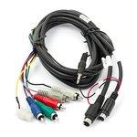 Cable para conectar el módulo de navegación a las pantallas Rhoson