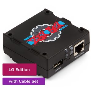 Z3X Box LG Edition с набором кабелей (25 шт.)