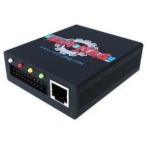 Z3X Easy-JTAG с кабелями и адаптером JTAG ISP 5-в-1