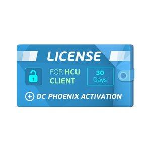 30-дневная лицензия клиента HCU + Активация DC Phoenix