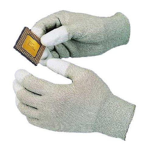 Goot WG 4S Антистатические перчатки с антискользящим покрытием пальцев и ладони