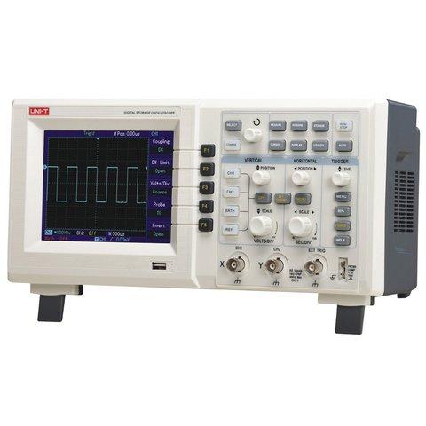 Цифровий осцилограф UNI T UTDM 12102CE UTD2102CE