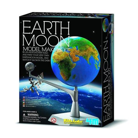 STEAM-конструктор 4M Макет Земли с Луной
