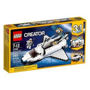 Конструктор LEGO Creator Космічний дослідницький шаттл 31066