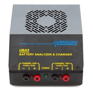 Analizador de baterías Vencon UBA5