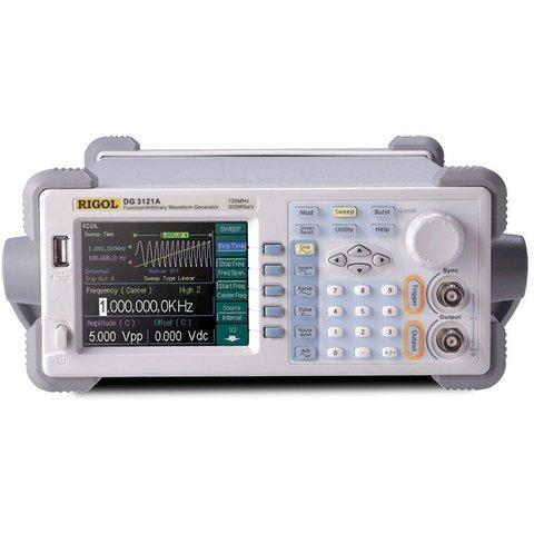 Arbitrary Waveform Function Generator Rigol DG3121A