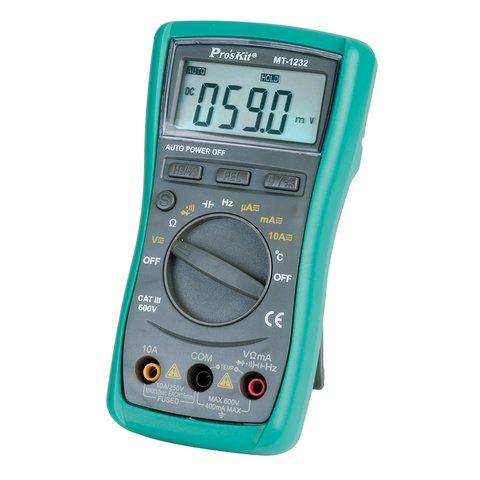 Digital Multimeter Pro'sKit MT 1232