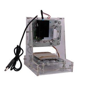 Laser CNC Router Engraver D8-MINI-LZ300 (300 mW)