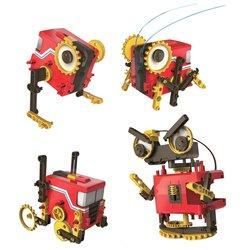 CIC 21-891 Educational Motorized Robot Kit 4 in 1