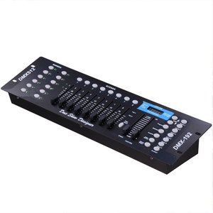DMX512 Light Controller, 192-channel
